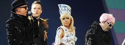 Lady GaGa to perform at brit awards 2010!