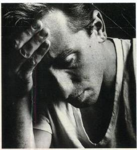 This picture of Tim Roth really seems to sum up the feelings of this episode.