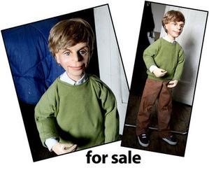 Michael Cera puppet