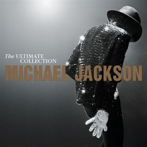 'Michael Jackson: The Ultimate Collection' UK iTunes & 亚马逊 UK cover.