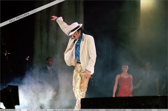 The best track,music video and performance:Smooth Criminal which is from BAD!!!