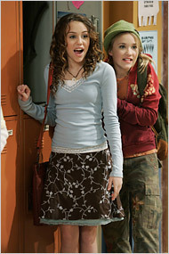 miley and lilly(emily osment)
