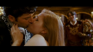 The kiss scene no 1 from Enchanted (loving it)