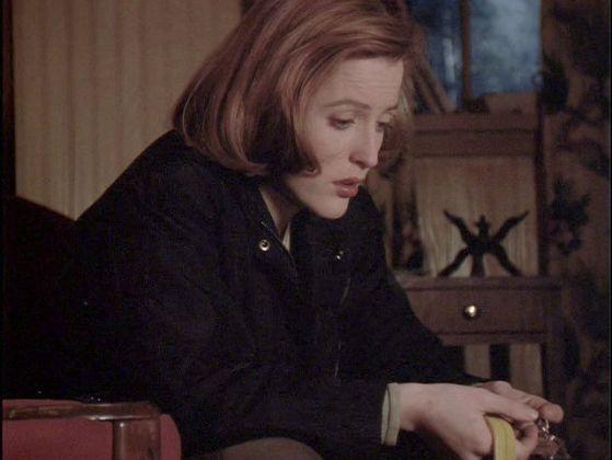 Season Three Quagmire # ~ Mulder : Im Sorry About Queequeg