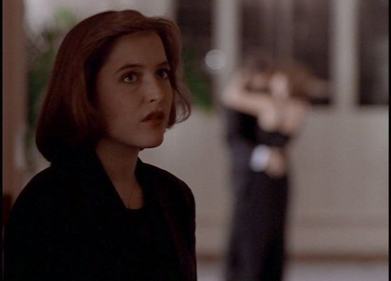 Season One Fire # ~ Scully Is Jealous Of Mulders Ex Phoebe (Love Jealous Scully)