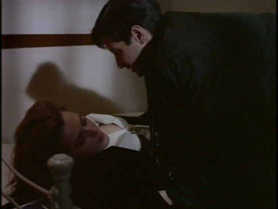 Season One Gender Bender # ~ Mulder Saves Scully