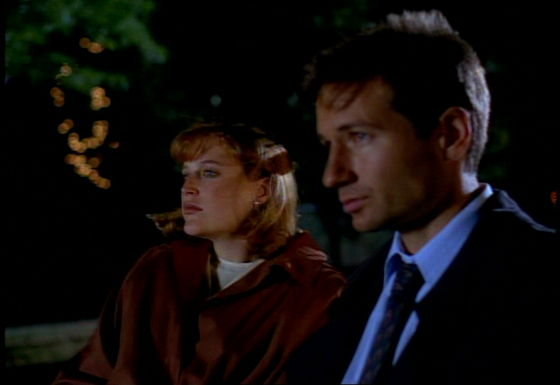 Season Two The Host # ~ Scully : Is This Seat Taken (Cute MSR Moment)