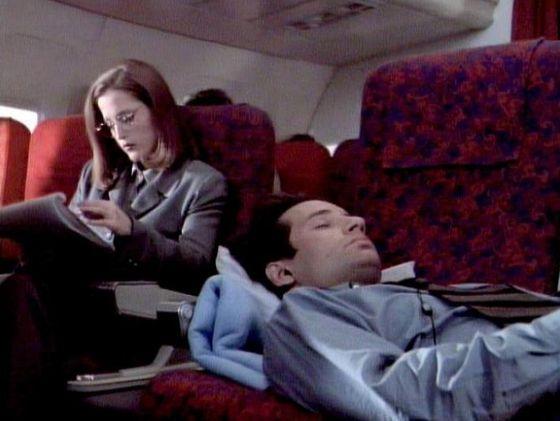 Season One Pilot # ~ MSR Plane Ride