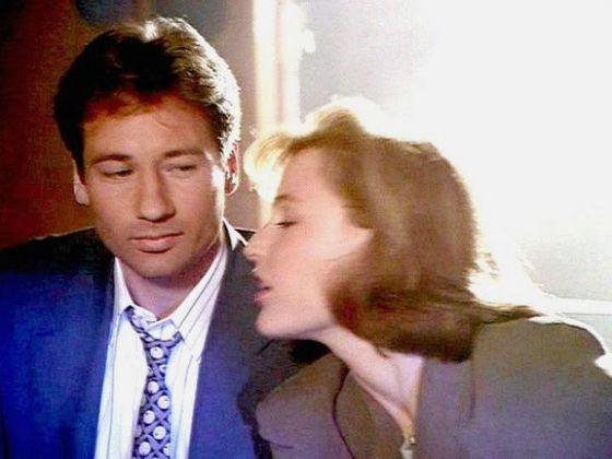 Season One Deep Throat # ~ Scully : Sucker