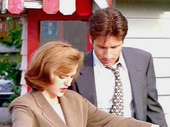 Season One Deep Throat # ~ Mulder : Sucker