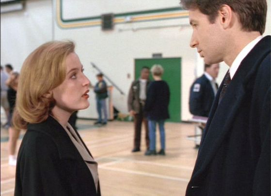 Season Three Syzygy # ~ Scully : I Didnt Expect You To Ditch Me