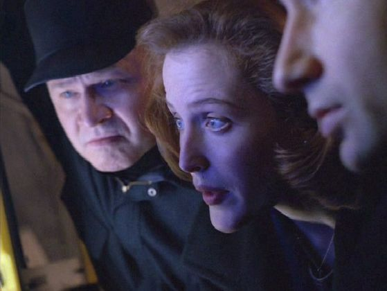 Season Three Piper Maru # ~ Mulder : I Just Got Very Turned on (MSR)