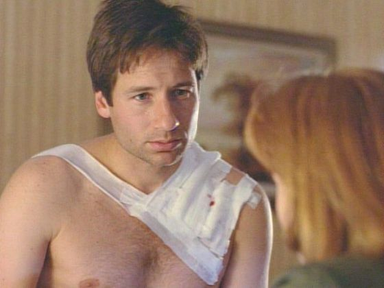 Season Two Anasazi # ~ Scully : Sorry About Your Father Mulder