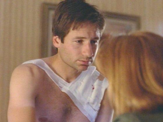 Season Two Anasazi # ~ Mulder : Thankyou For Taking Care Of Me