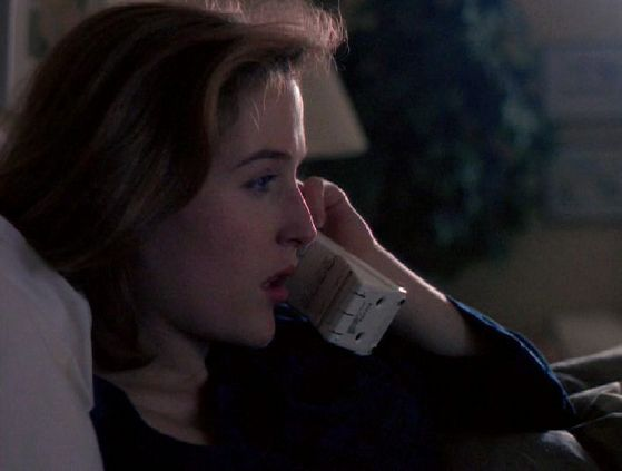 Season Three WOTC # ~ ( Jealous Scully ) Scully : Her Name Is Bambi???