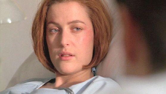 Season Five TRATB # ~ Scully : I Followed 你
