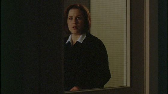 Season Five The End # ~ (Scully Jealous) Scully See's Mulder And Diana Together And Is Kind Of Heartbroken