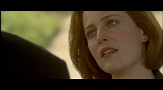XFiles : FTF # ~ Scully : If I Quit Now They Win