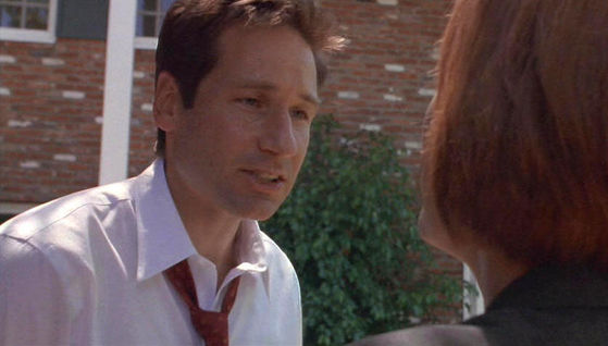 Season Six Dreamland # ~ Even That Yougurt Thing? That Is So 你 , That Is So Scully. 你 Havent Changed Thats SomeWhat Conforting
