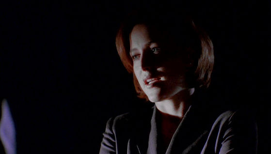 Season Six Dremland II # ~ Scully : I'd 吻乐队(Kiss) 你 If 你 Werent So Damb Ugly . (Mulder in Someone Elses Body)