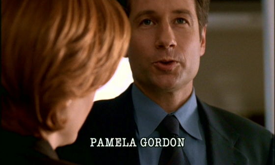Season Seven Theef # ~ (Mulder Does An Impression Of Scully ) Mulder : Mulder , Why Are We Here???