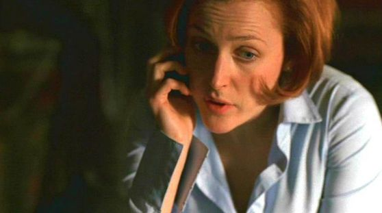 Season Seven Chimera # ~ Scully : Mulder , When You Find My Dead Body , My Desicated Corpse Proped Up Staring Lifelessly Through a Telescope At Drunken Frat Boys Peeing And Vomitting Into The Gutter, Just No That My Last Thoughts Were Of You .....And How