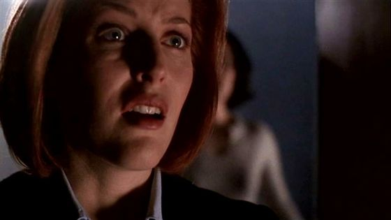 Season Eight This Is Not Happening # ~ Scully Thinks She See's Mulder In Her Room