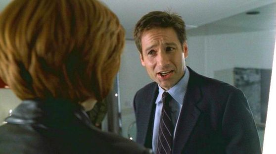 Season Seven First Person Shooter # ~ Scully : Mulder , Why Does This Game Have The Affect Of Reducing Grown Men To Mooney Addelscents??? - Mulder : Its Daryl Musashi!!!!