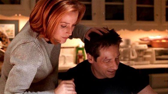 Season Eight Essence # ~ Scully Fixing Mulders Cut