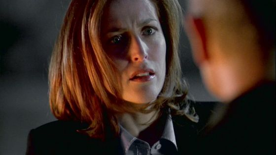 Season Nine TrustNo1 # ~ I Know One Lonely Night te Let Mulder Into Your letto