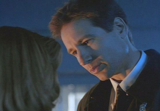 Season Two Irrsistible # ~ Mulder : I Just Dont Want You To Think You Half To Hide Anything From Me