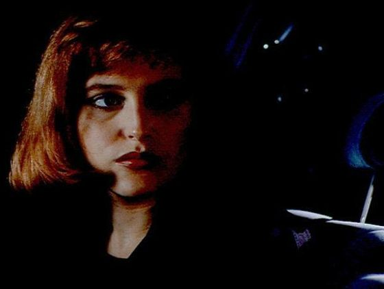Season One Tooms # ~ Mulder : If Theres Ice Tea In That Bag It Could Be Love - Scully : Must Be Fate Mulder