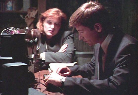 Season Two Little Green Men # ~ Mulder : I Still Have You