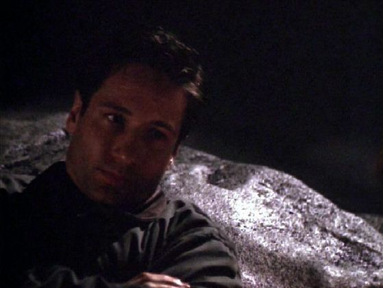 Season Three Quagmire # ~ Mulder : Scully Are anda Coming On To Me