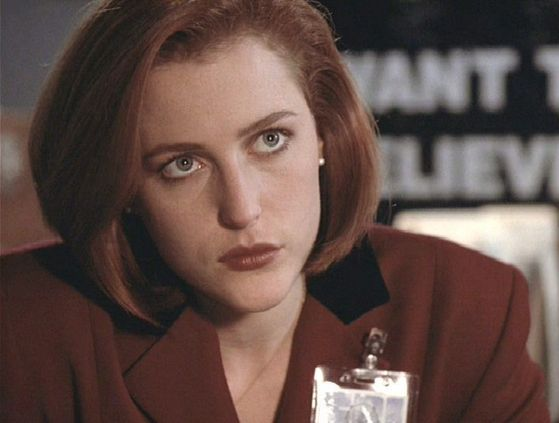 Season Four Never Again # ~ Mulder : This Work Is My Life - Scully : And Its Become Mine