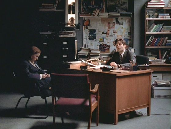 Season Four Never Again # ~ Scully : Its My Life - Mulder : Yea But Its .......