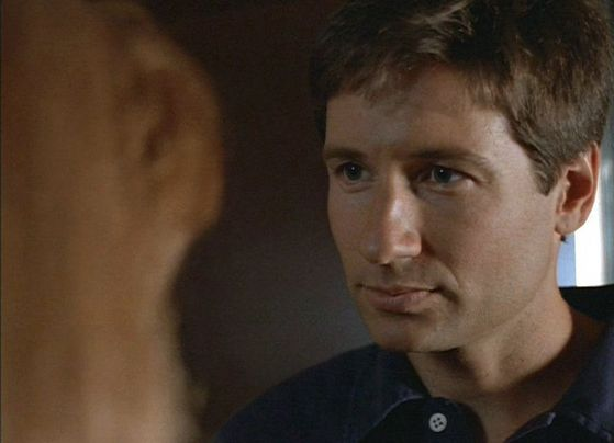 Season Three Paper Clip # ~ Scully : anda Were Gonna Be Ok - Mulder : How Did anda Know? - Scully : I Just Knew