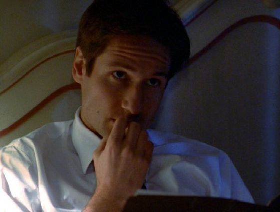Season Three Revelations # ~Mulder : anda Never Draw My Bath
