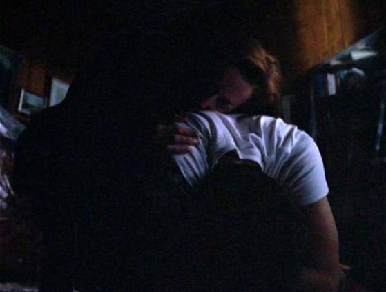 Season Four Demons # ~ Scully Hugs Mulder