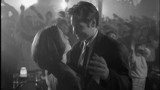 Season Five TPMP # ~ Mulder & Scully Dance Together