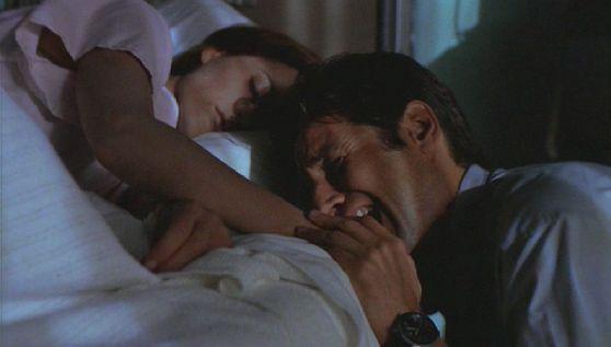 Season Five Redux II # ~ Mulder Breaks Down দ্বারা Scullys Bedside