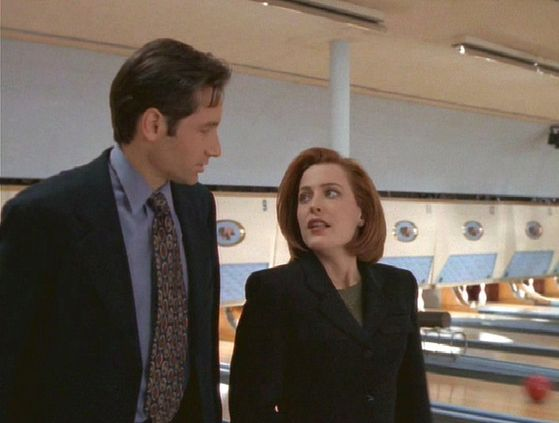 season Four Elegy # ~ Mulder : Whats That Look Scully ? - Scully : I Would Of Thought After Four Years আপনি Would Of Known Exactly What That Look Was.