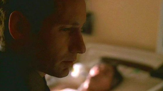 Season Seven Theef # ~ (Mulder Whispers When Scully Has Left The Room ) Mulder : u Do Keep Me Guessing