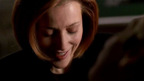 Season Eight Deadalive # ~  Scully :Hi - Mulder : Who Are You (Smiles) - Scully : OMG Dont Do That To Me (Laughing & Crying)