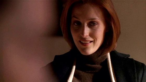 Season Eight Three Words # ~ Scully : Learning About Your Abduction , Now To Have You Back