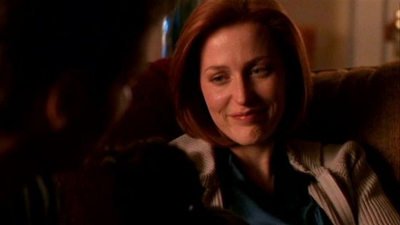 Season Eight Empedacles # ~ Scully : But Thats The Other Gift You Gave Me Mulder ....Courage