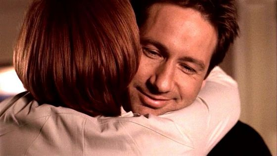Season Eight Per Manum # ~ Mulder : The Answer is , Yes (HUG!!!)