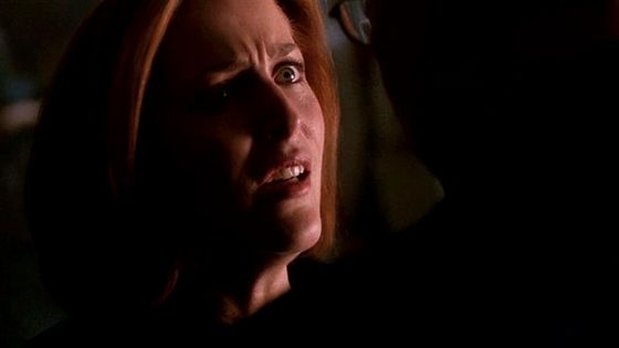 Season Eight Deadalive # ~  Scully :I Want To See Him , I Need To See Himm (Shouting)