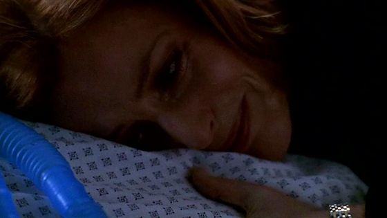 Season Eight Deadalive # ~  Scully Sees Mulder On Life-Support She Cries And Hugs Him
