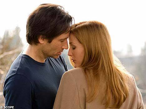 XFiles : IWTB # ~ Mulder : I Think The Darkness Follows bạn , And Me ...But Let It Try (KISS!!!!)